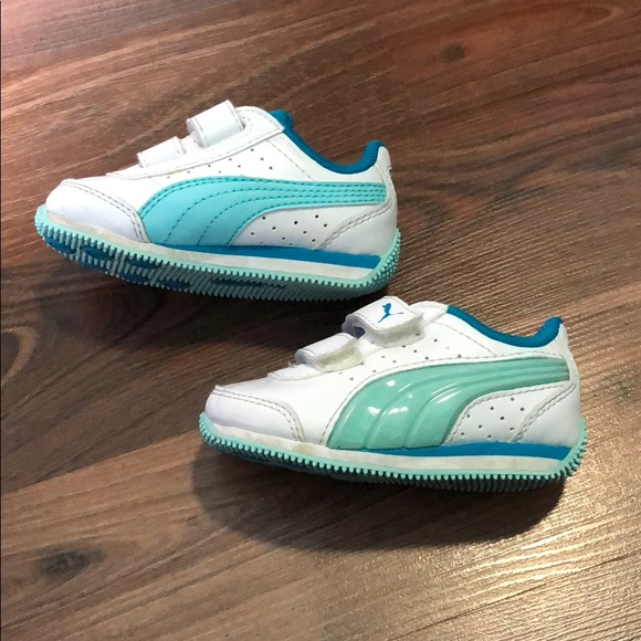 Puma Shoes   Speed Light Up Power
